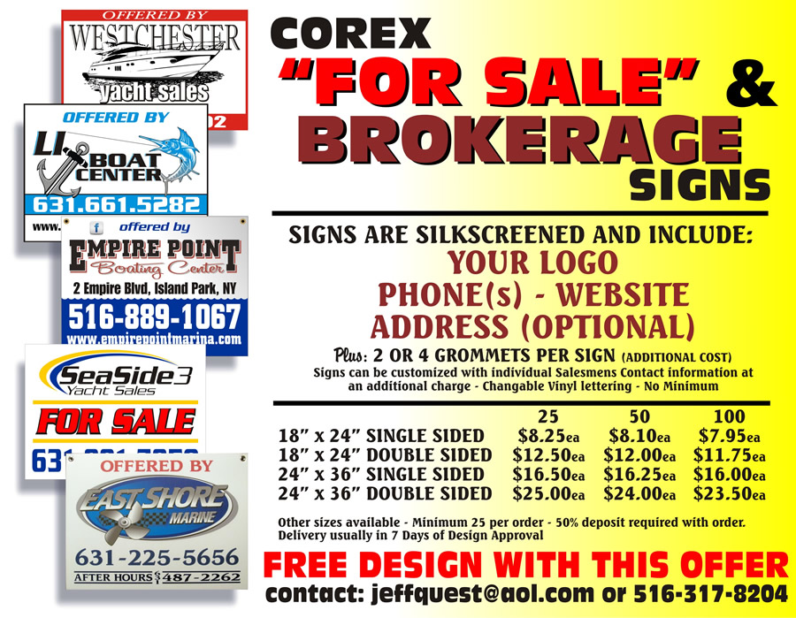 Corex Signs