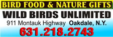 Wild Bird Unlimited in Oakdale NY